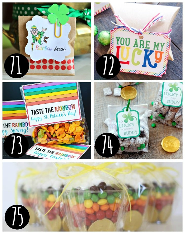 Printables - St. Patty's Day