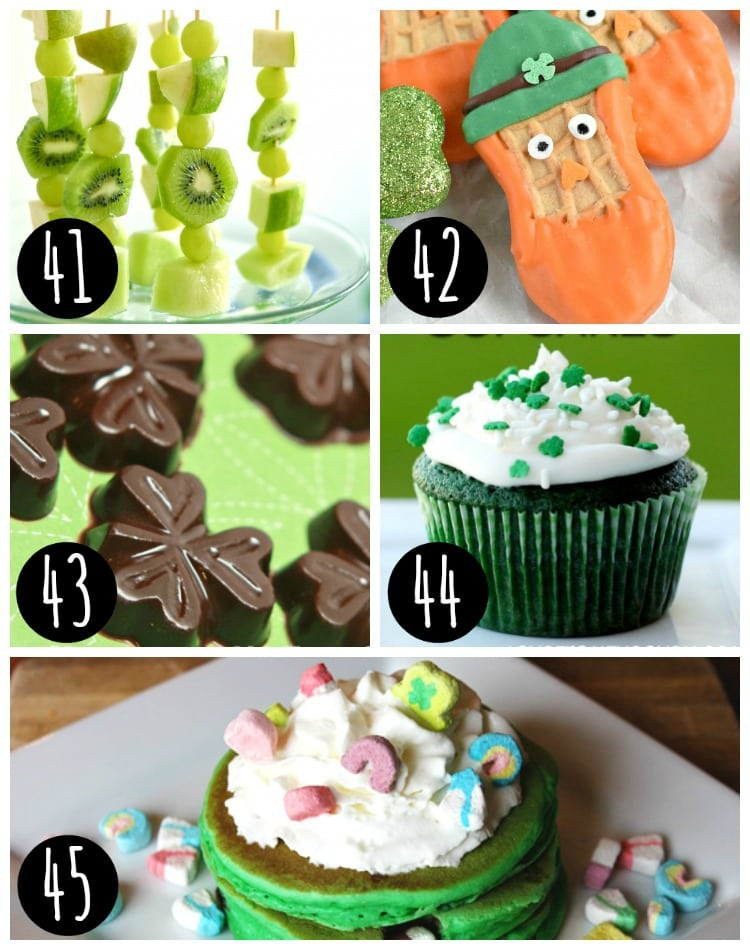 Yummy St. Patty's Day Treats