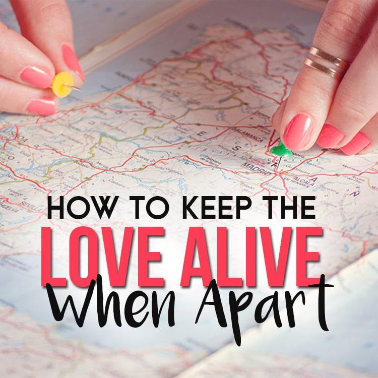ways to keep love alive