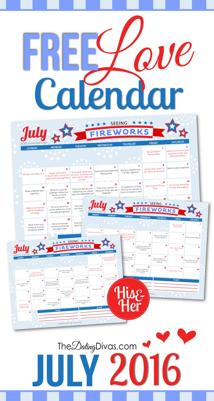dating divas love calendar july A leading brand in entertainment for over 20 years, vh1 is your go-to spot for the hottest pop culture, reality, music and lifestyle news with hit shows lik.