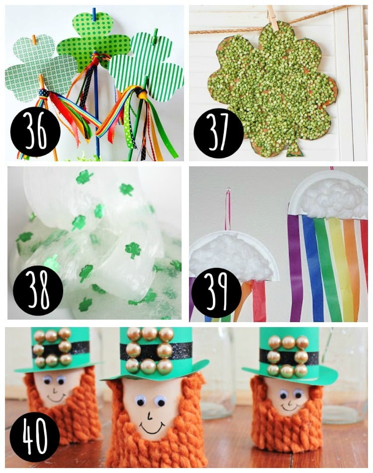 Fun Ideas for Kids - St. Patrick's Day
