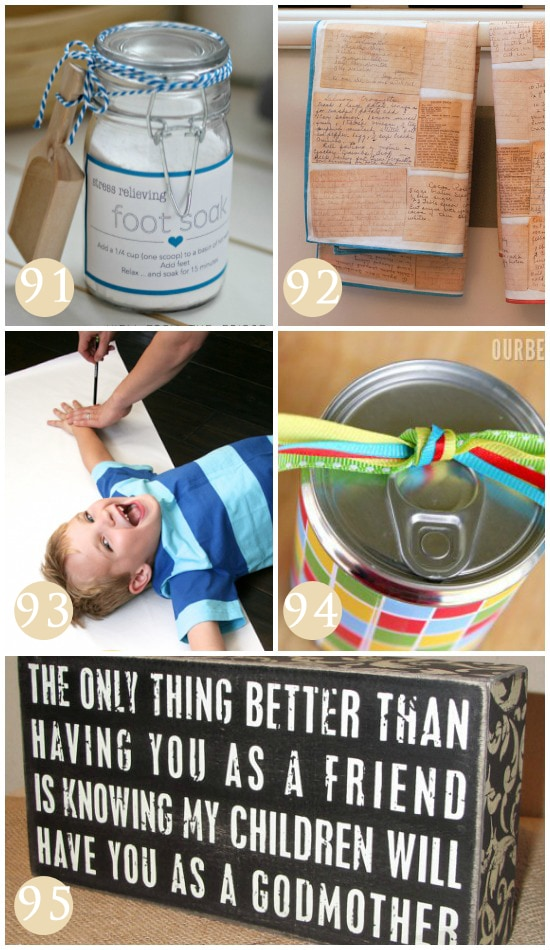 Mother's Day Ideas for Godmother