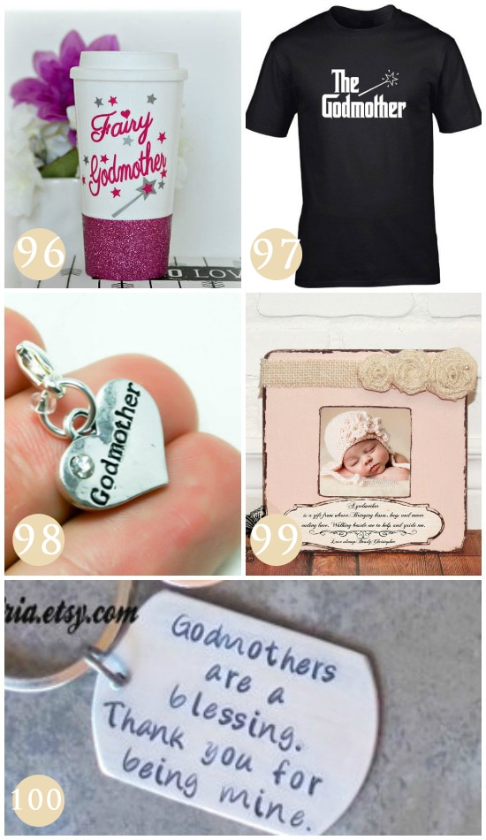 Godmother Gift Ideas
