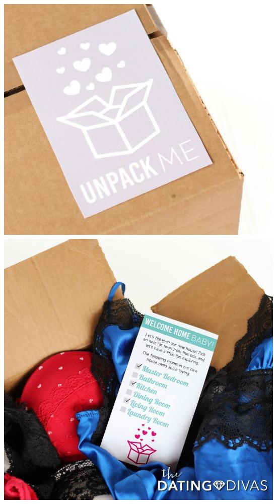 Moving Organization Kit Sexy Box