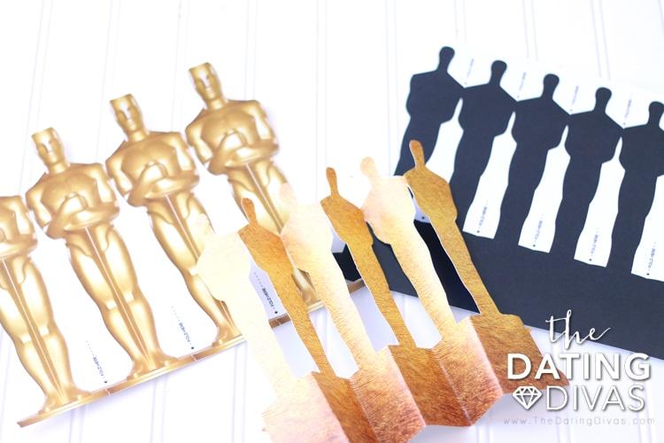 Oscar Party Banner