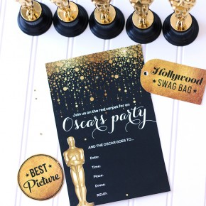 Oscar-Party-Invite