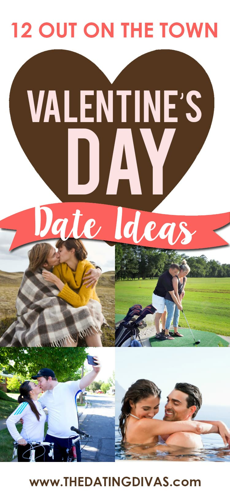 Out On The Town Valentine's Day Date Ideas