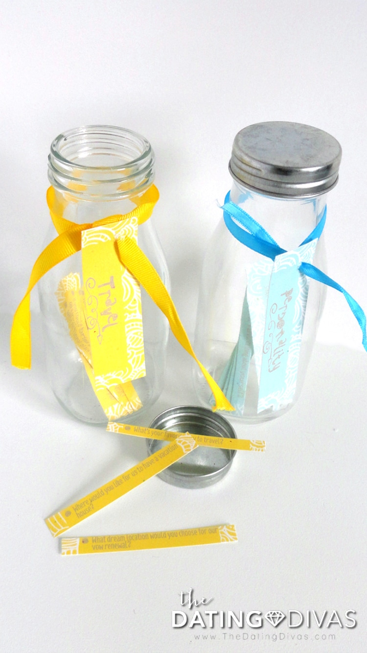 Question Jars