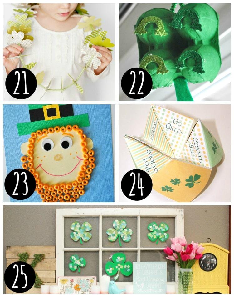 St. Patty's Day Crafts