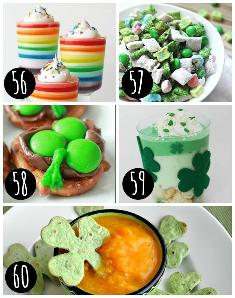 St. Patrick's Day Food Ideas