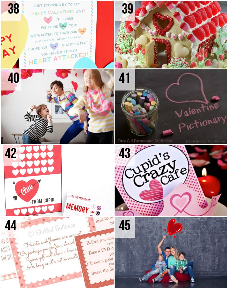 Valentine's Date Ideas for the Family