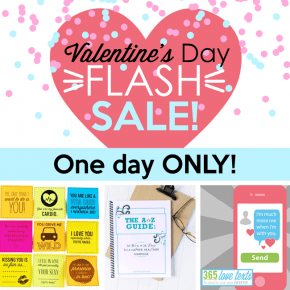 Valentine's Day Sale Bundle