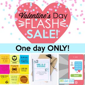 Valentine's Day Sale Bundle