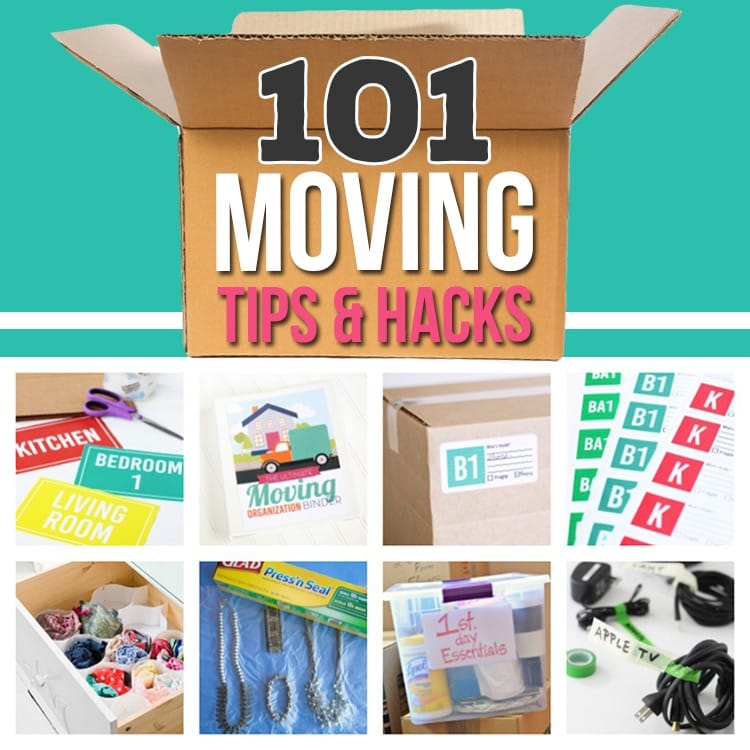 101 Moving Tips Amp Hacks The Dating Divas