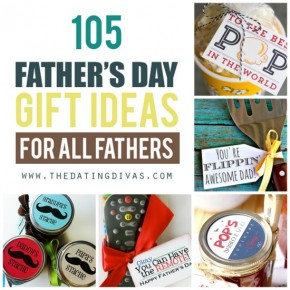 105 Father's Day Gift Ideas