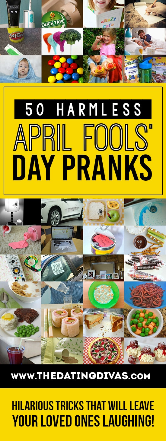 April Fools' Day for the Whole Family