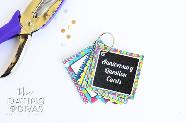 Free Printable Anniversary Question Cards