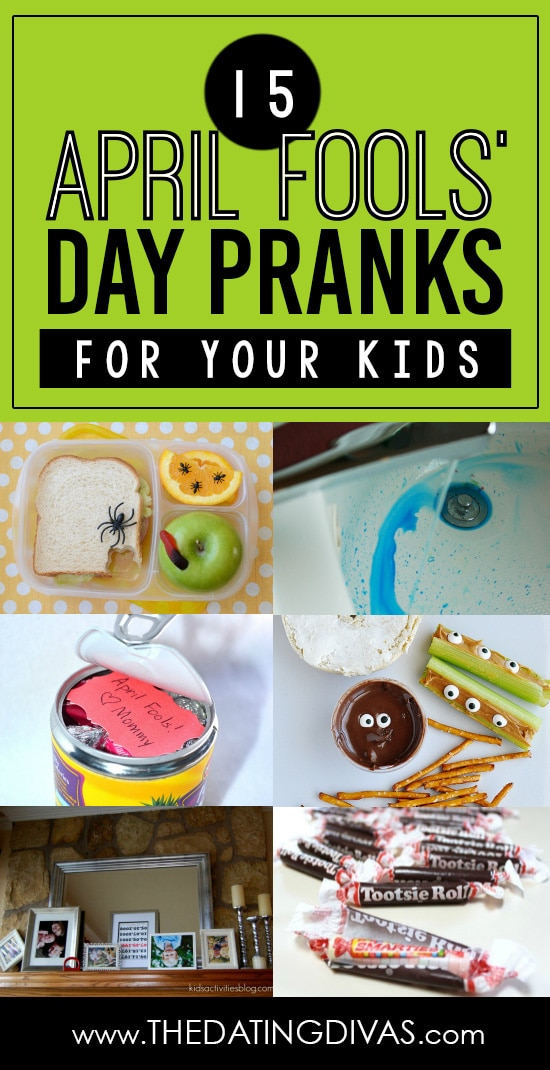 April Fools' Day for Your Kids