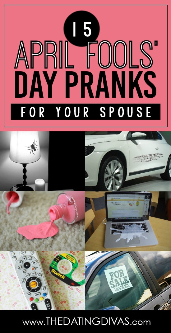 April Fools' Day for Your Spouse