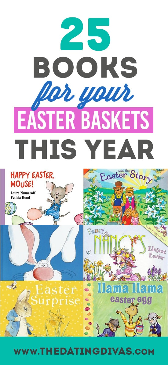 100 candy free easter basket ideas the dating divas easter books for kids negle Gallery