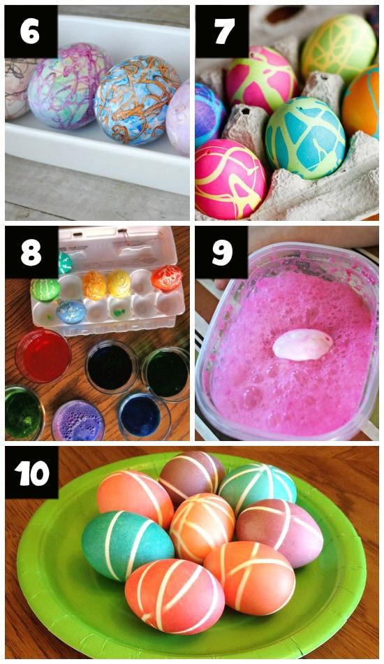 Creative Kid Easter Eggs