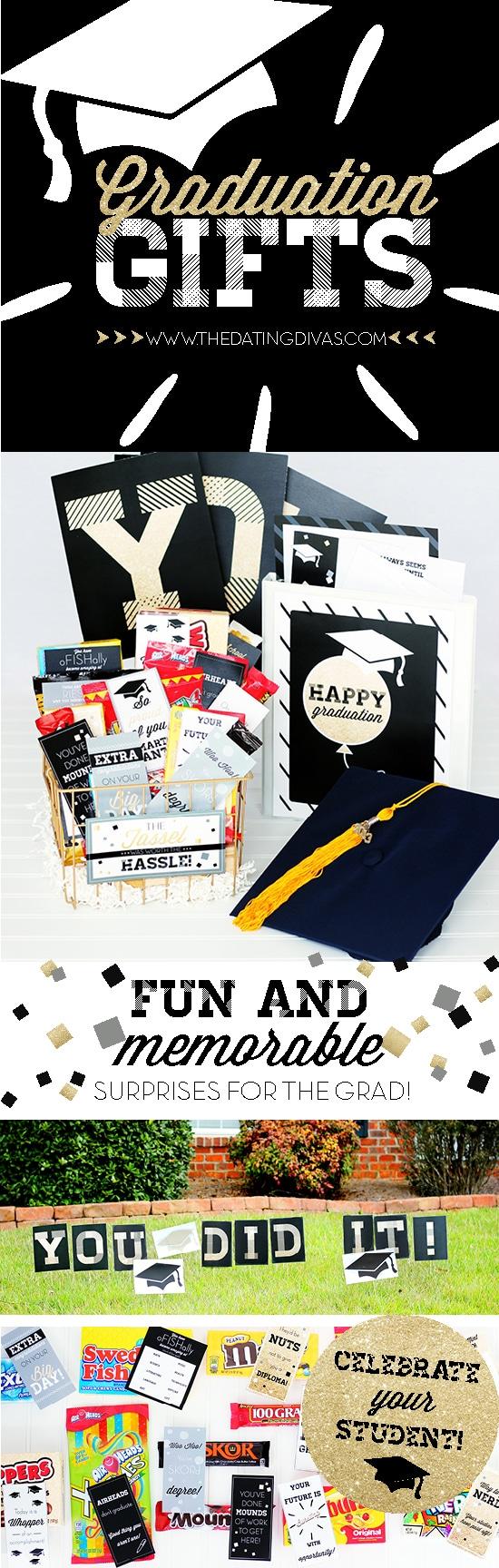 DIY Unique Graduation Gifts