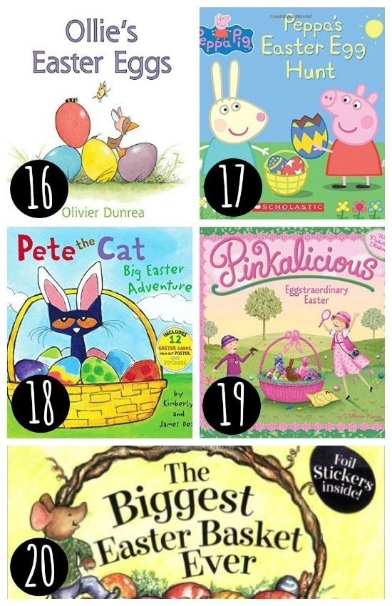 Top Easter Books