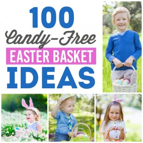 Top Easter Basket Ideas