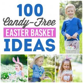 Top Easter Basket Ideas