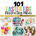 TONS of Easter Egg Decorating Ideas