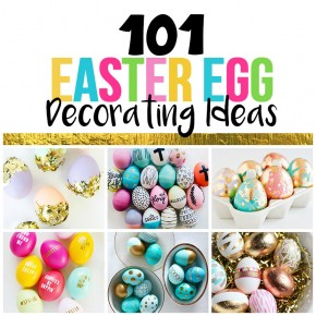 Creative Easter Egg Dying and Decorating Ideas from The Dating Divas