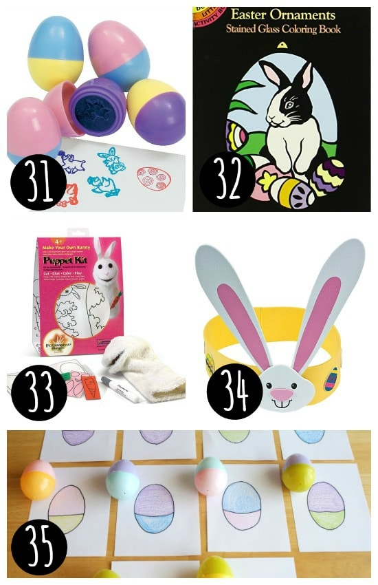 100 candy free easter basket ideas   the dating divas