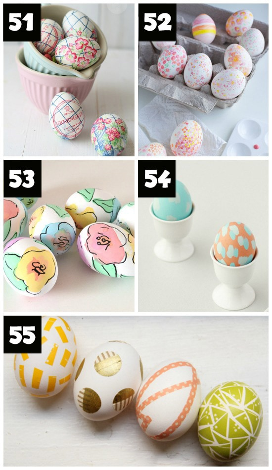 Elegant Easter Egg Ideas