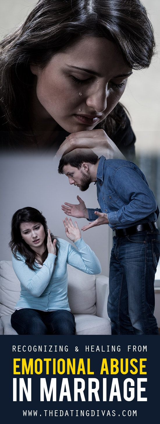Recognizing and Healing from Emotional Abuse in Marriage