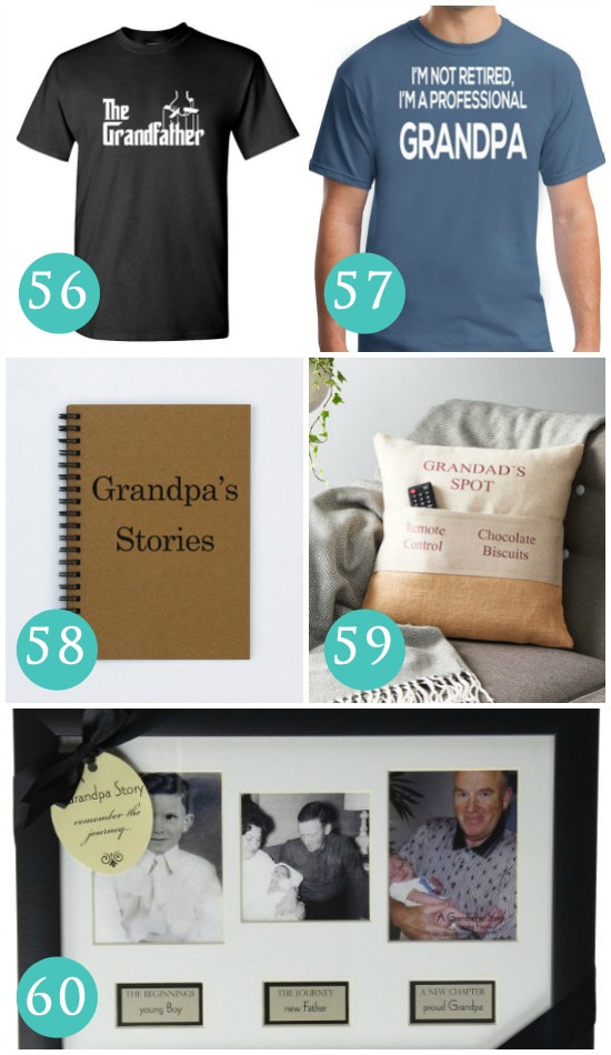 Father's Day Gift Ideas for Grandpa