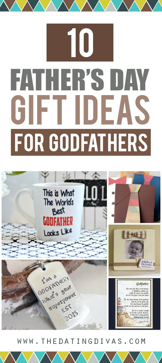 10 Father's Day gift ideas for godfathers.