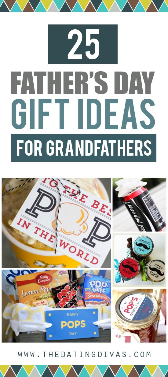 25 Father's Day Gift Ideas for Grandfathers