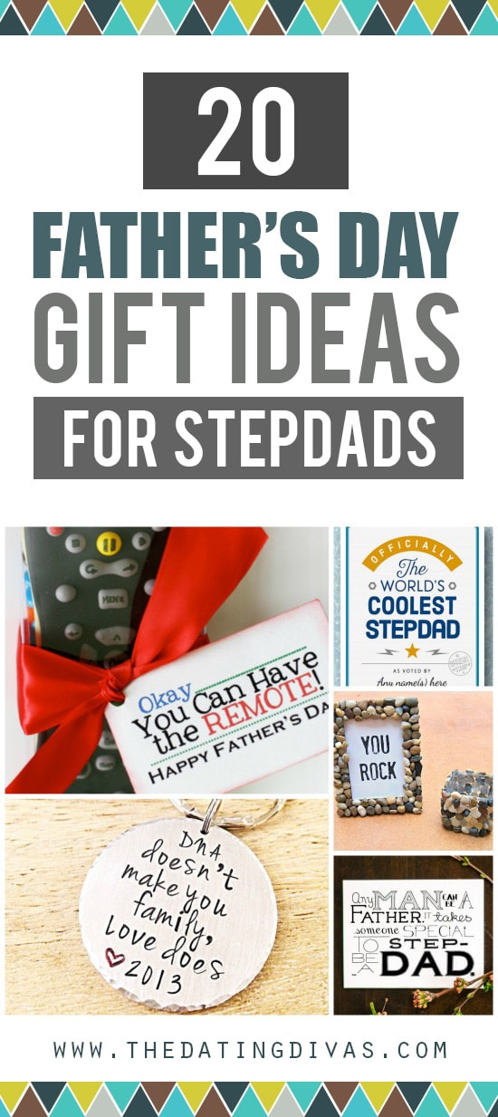 20 Father's Day Gift Ideas for Stepdad