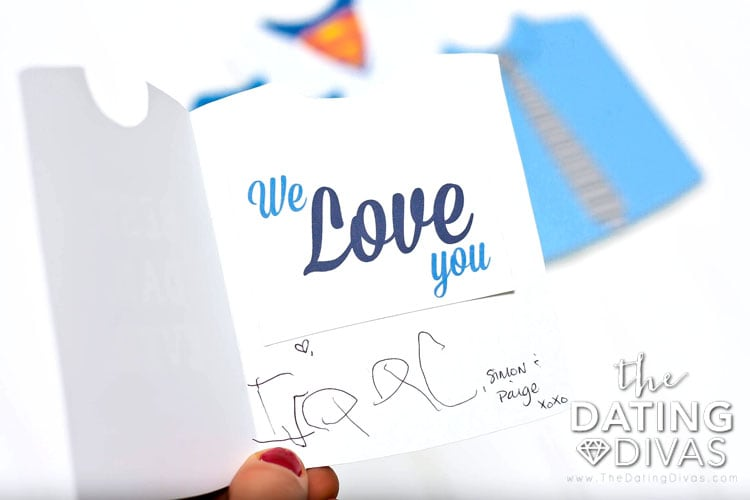 Father's Day Printable Cards Inside