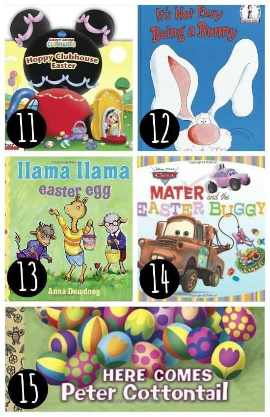 100 candy free easter basket ideas the dating divas hoppy clubhouse easter an easter story from mickey and his crew 12 its not easy being a bunny being a bunny is hard work negle Choice Image
