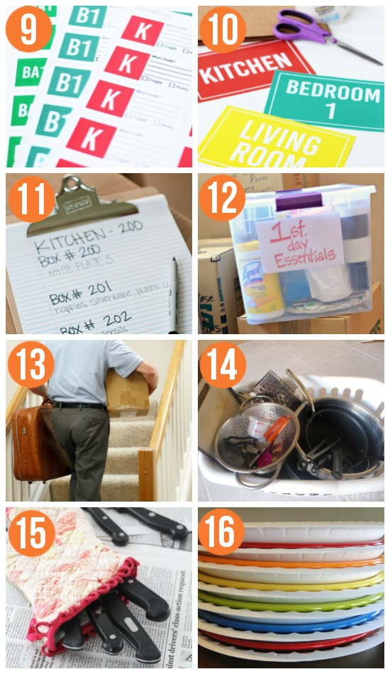 101 moving tips hacks the dating divas