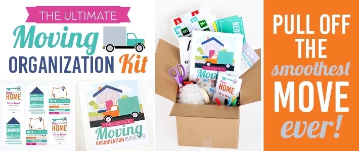 Moving Organization Kit