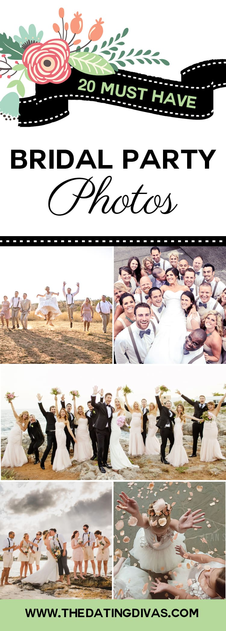 Must-Have Bridal Party Photos