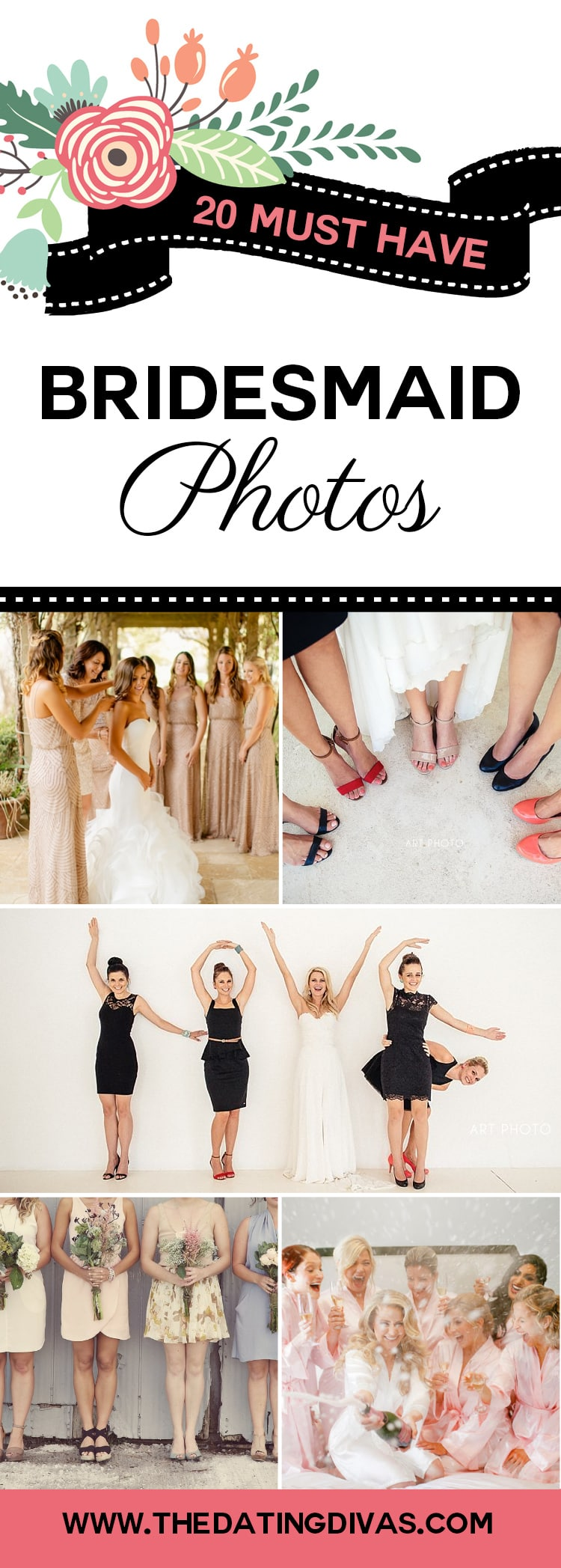 Must-Have Bridesmaid Photos