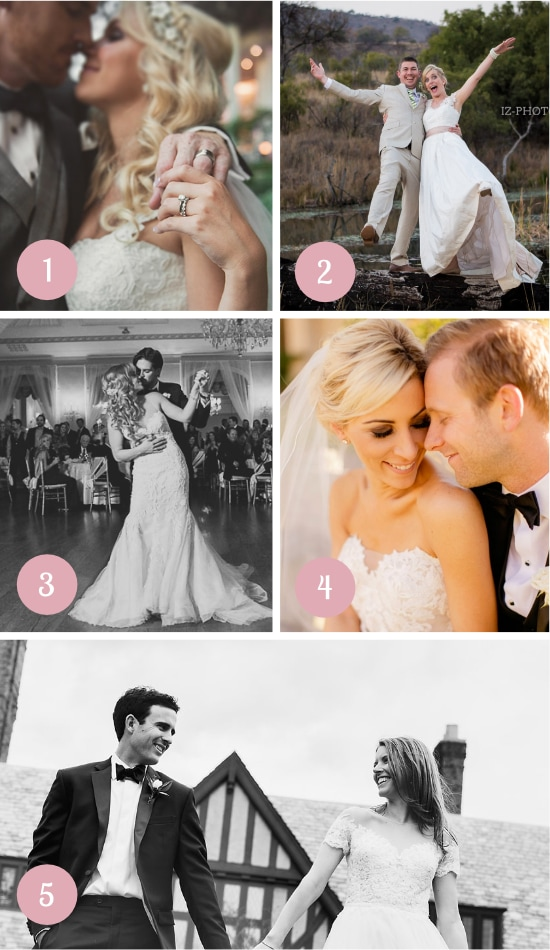 Must Have Wedding Poses: 110 Must-Have Wedding Photos