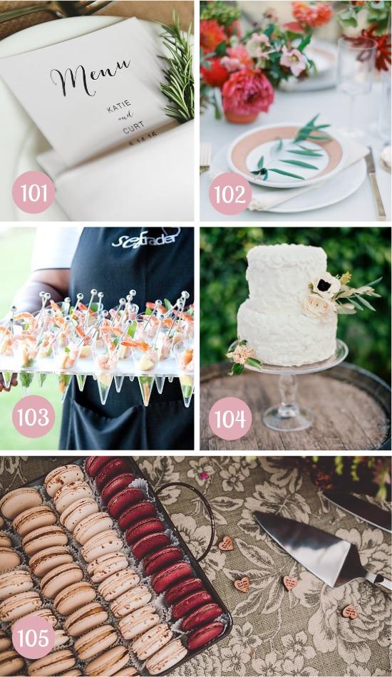 110 Must Have Wedding Photos