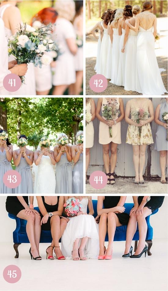 Fun Bridesmaids Photo Ideas