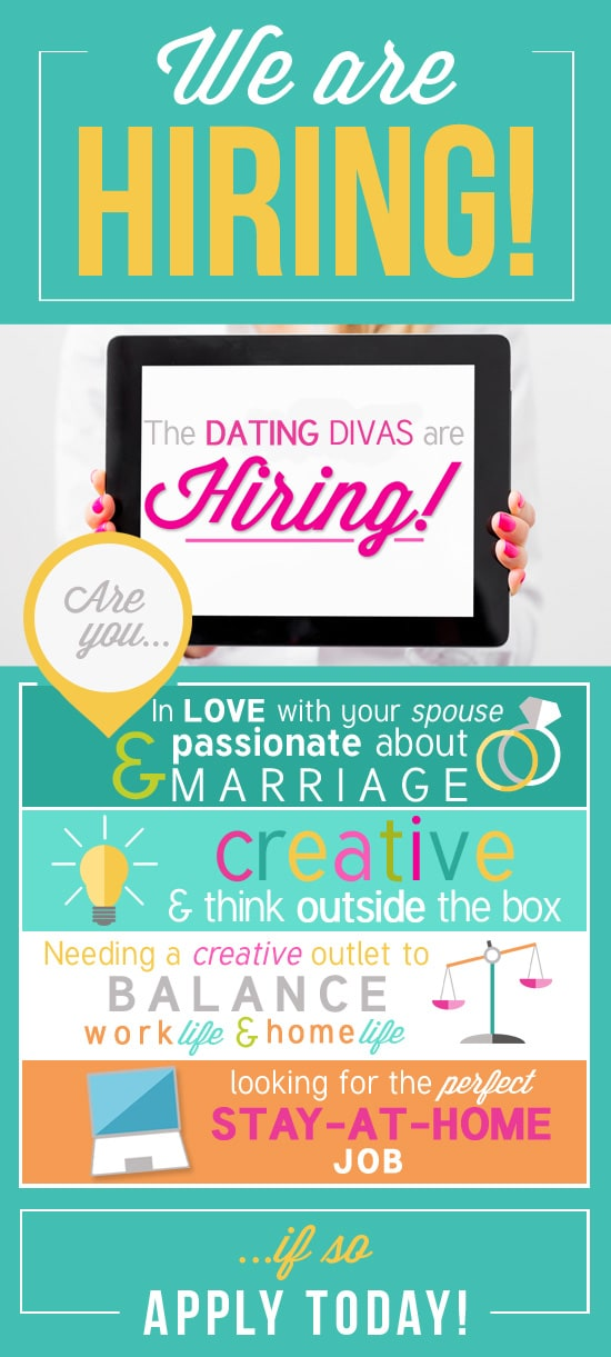 The Divas are Now Hiring Creative Bloggers
