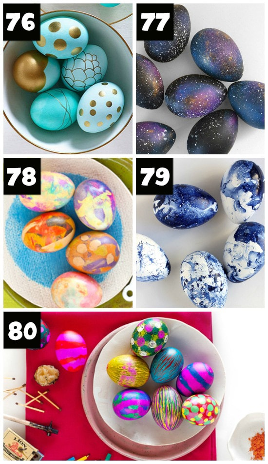 Unique and Stunning Easter Egg Ideas