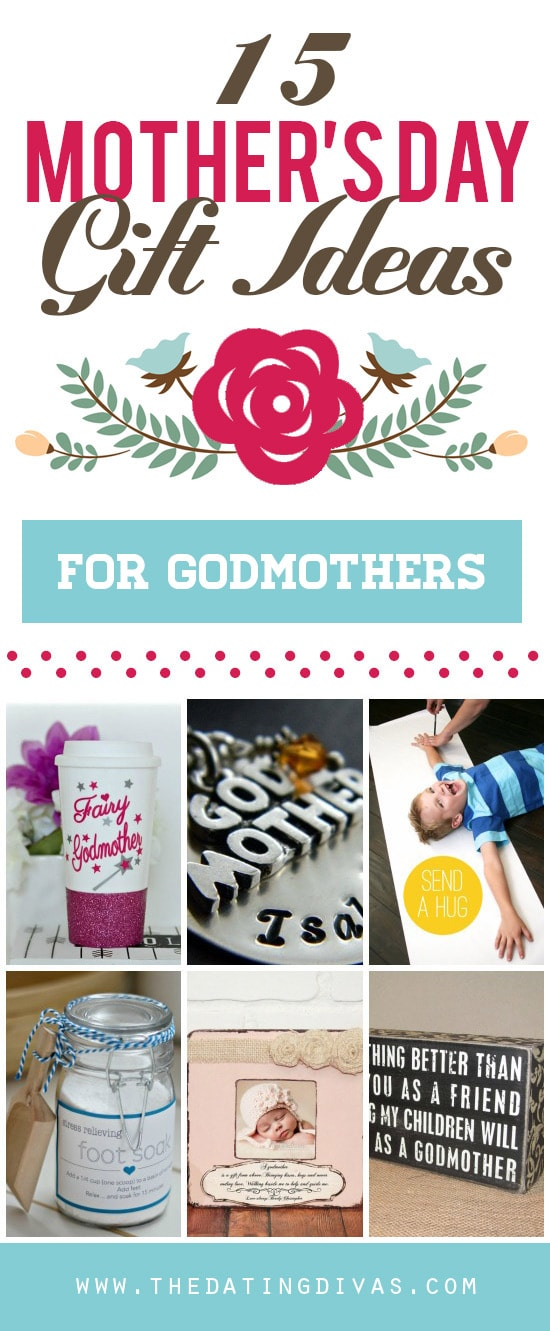 Mother's Day Gift Ideas for Your Godmother